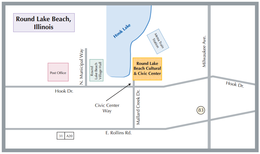 CIVIC CENTER MAP 2